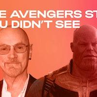 Avengers: Thanos creator Jim Starlin reveals the movie plot that got cut
