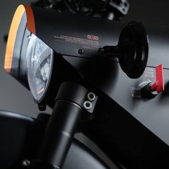 Katalis EV.1000 electric motorcycle headlight
