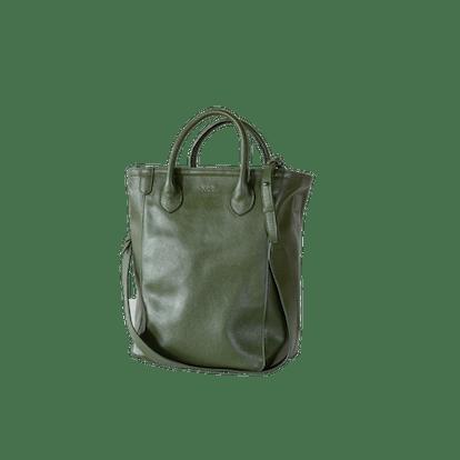 Lou Cross Body Leather Beck Bag