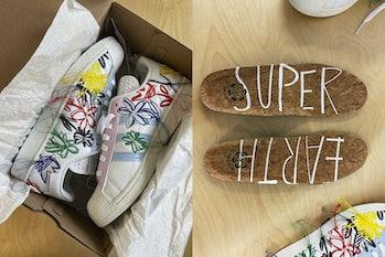 Adidas Sean Wortherspoon Superearth Superstar