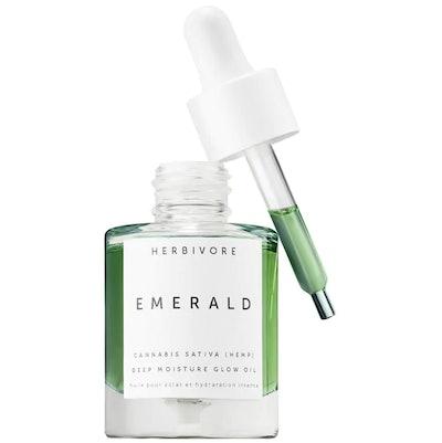 Emerald Hemp Seed Deep Moisture Glow Oil