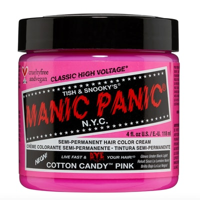 Classic High Voltage in Cotton Candy Pink