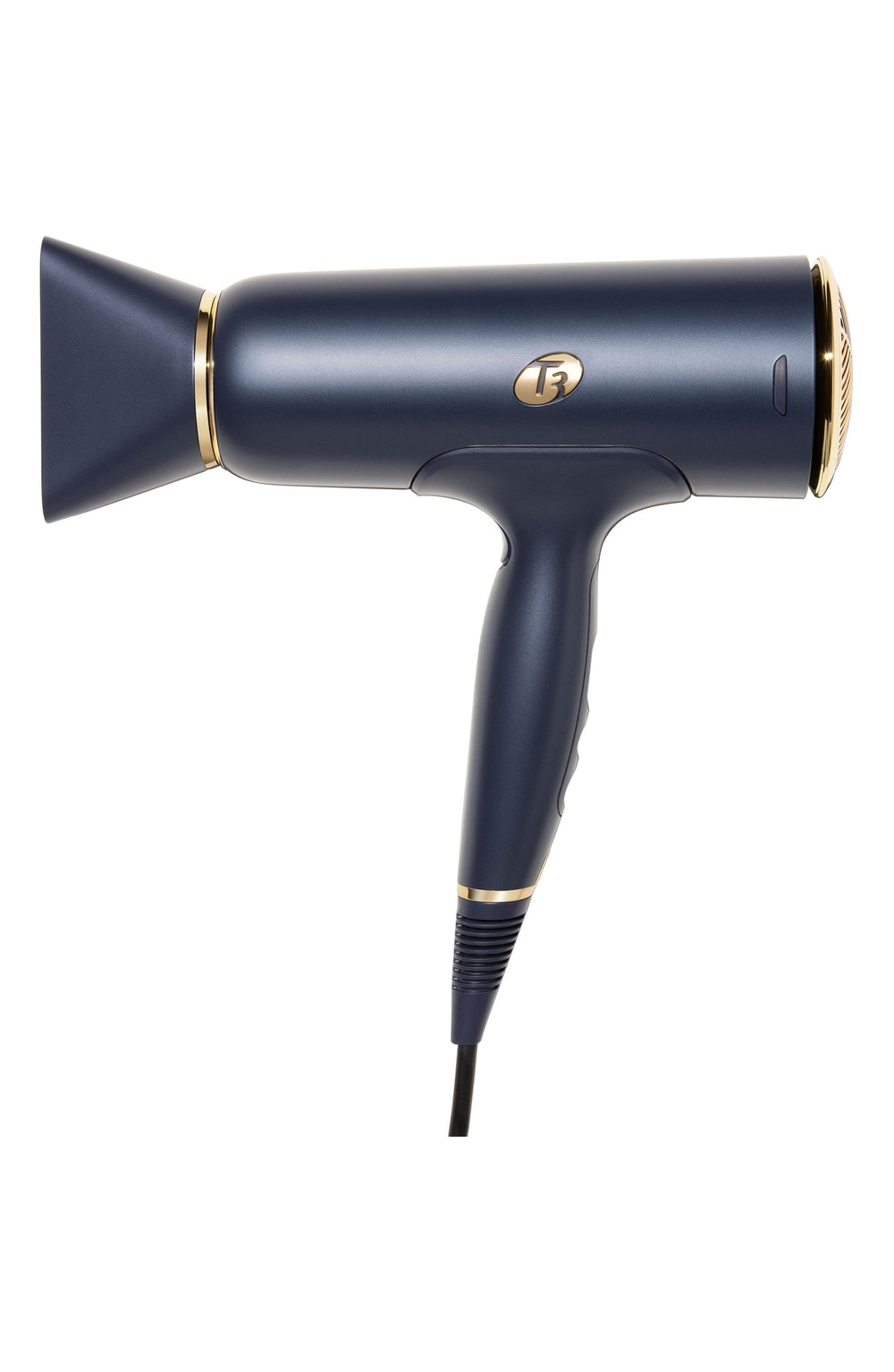 T3 Midnight Blue Cura Professional Digital Ionic Hair Dryer