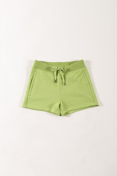 Ladies Classic Shorts Green