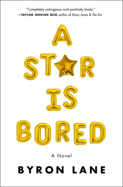 'A Star Is Bored' by Byron Lane