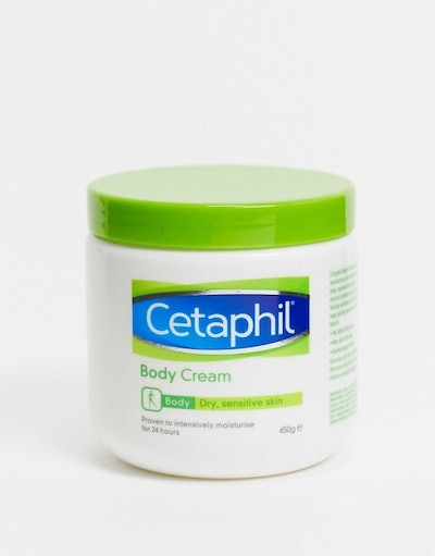 Cetaphil Body Cream Tub Sensitive Skin