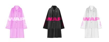 WAP raincoats