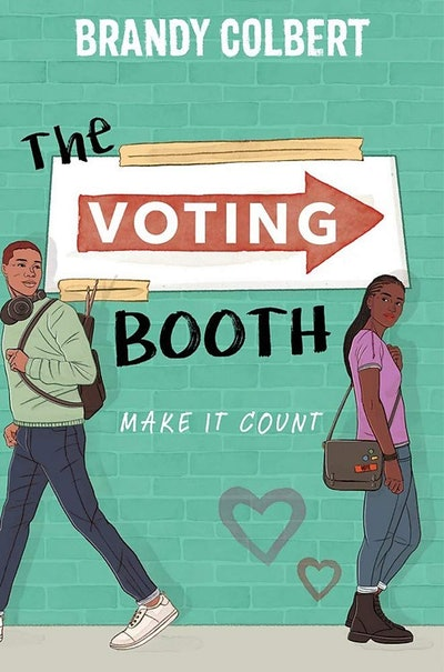 'The Voting Booth' by Brandy Colbert