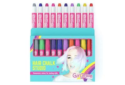 GirlZone Hair Chalk Set