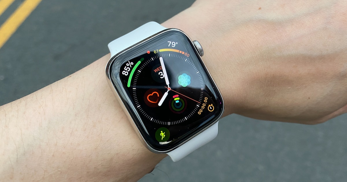 My Apple Watch is my secret weapon to surviving the pandemic