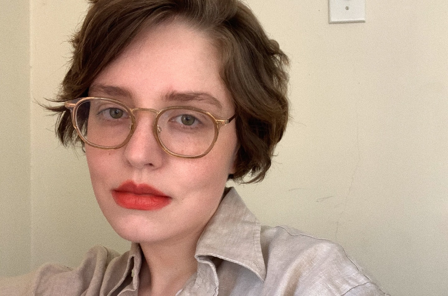 This Dry Shampoo Styling Trick Makes Growing Out My Pixie Cut Less Awkward