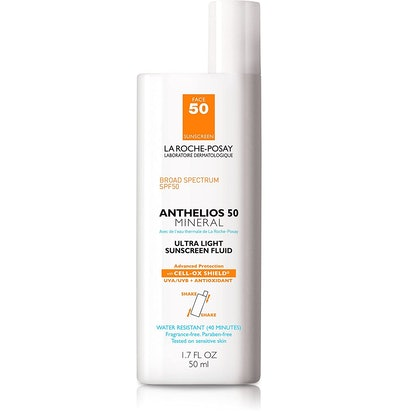 La Roche-Posay Anthelios Mineral Ultra-Light Fluid Broad Spectrum SPF 50