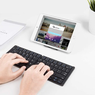 Samsers Foldable Bluetooth Keyboard