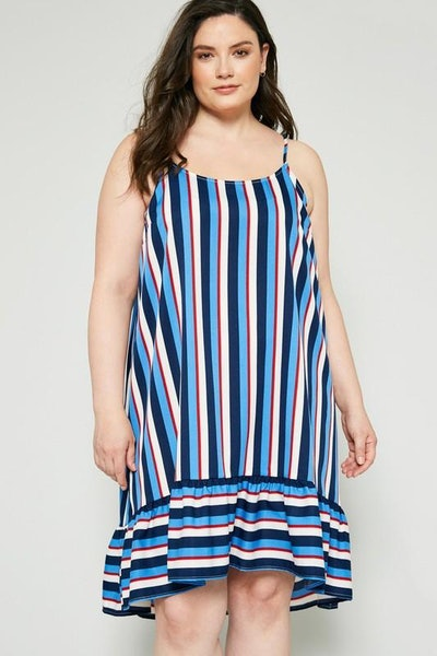 Maternity Plus Size Sun Dress