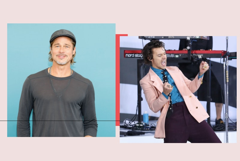 Harry Styles & Brad Pitt Are Reportedly Starring In A Film Together