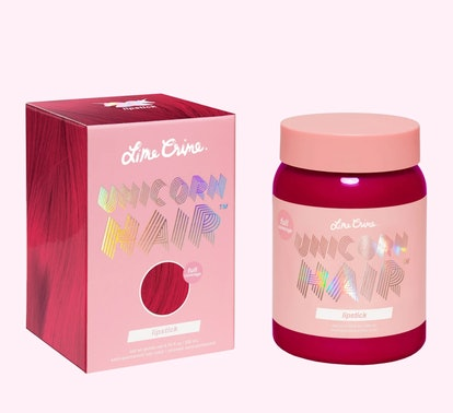 Lipstick Hair Color