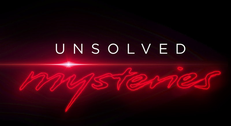 The premiere date for Unsolved Mysteries Season 2 was announced