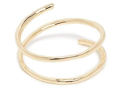gorjana Women's Taner Coil Ring