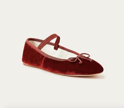 Leonie Rust Ballet Flat