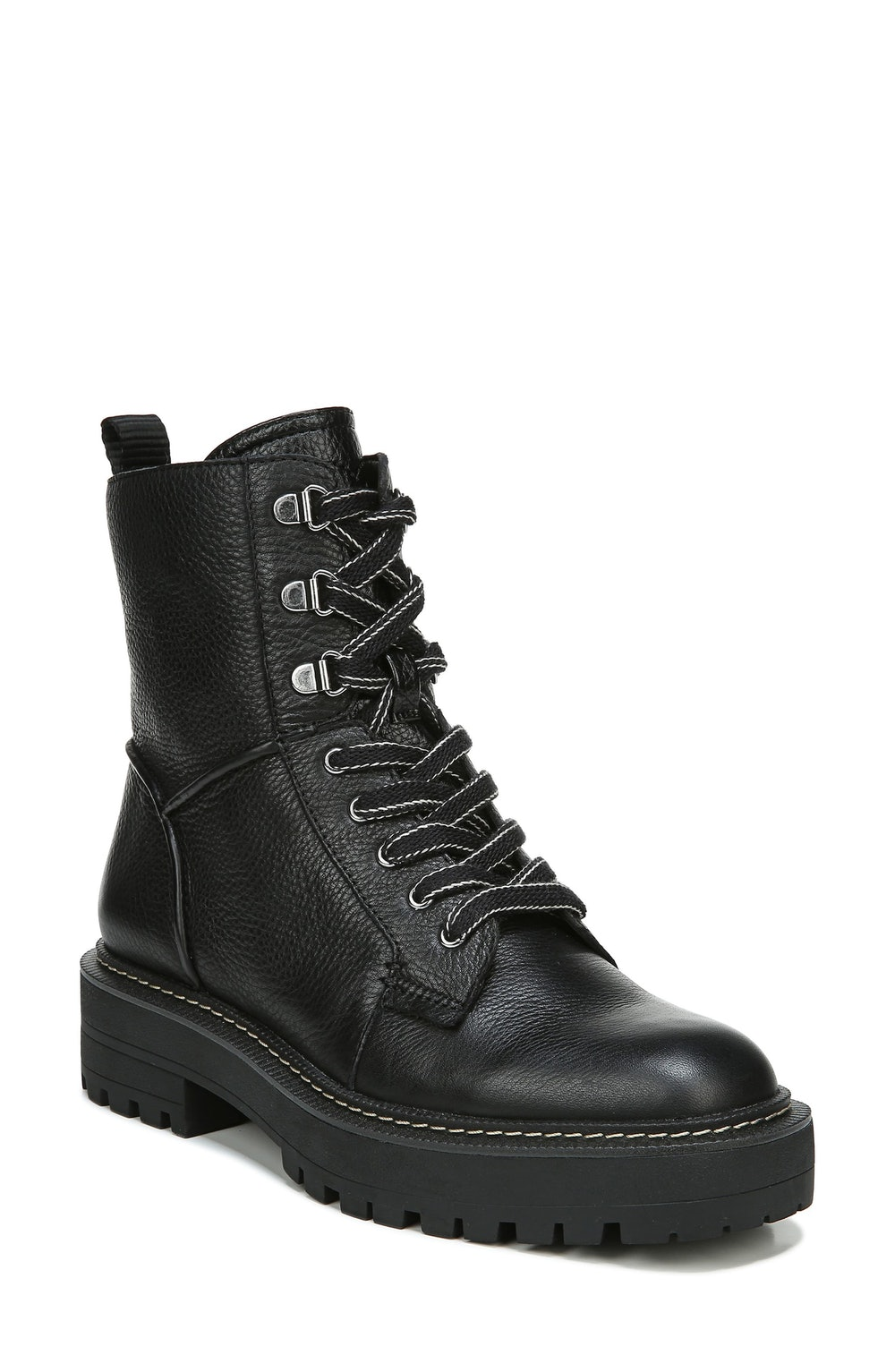 Laurie Platform Combat Boot