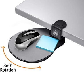 Stand Steady Attachable Mouse Pad