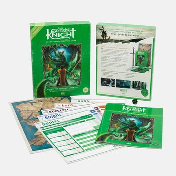 A24 Green Knight Tabletop game