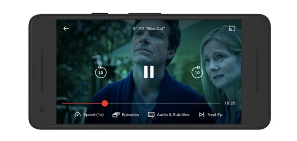 Netflix's playback speed feature for Androids began rolling out on Saturday, Aug. 1.