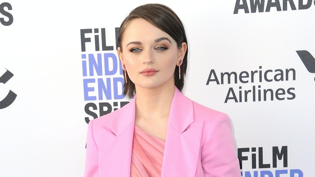 'Kissing Booth 2' fans think Joey King may be dating Taylor Zakhar Perez.