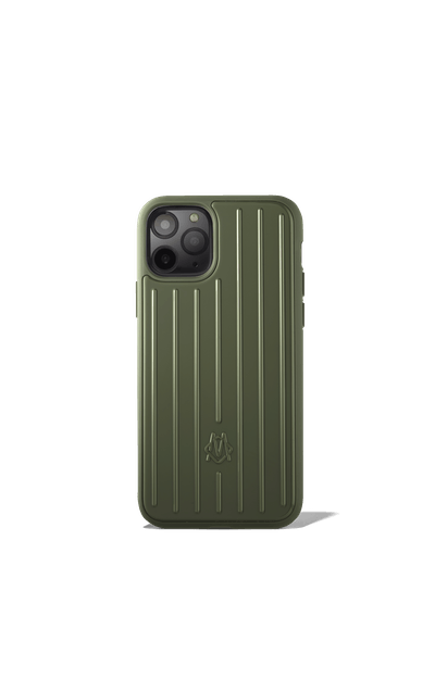 Polycarbonate Cactus Green Groove Case