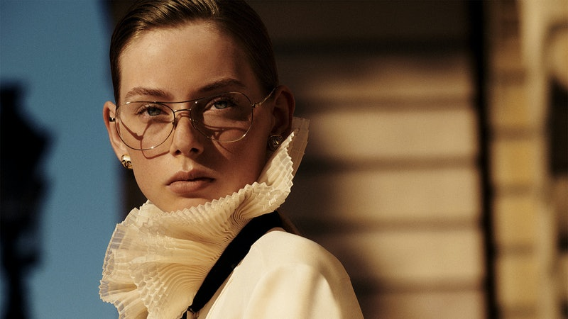 Chanel eyewear launches online