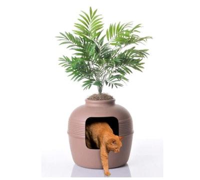 Good Pet Stuff Plant Hidden Litter Box