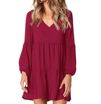 Amoretu Women Summer Tunic Dress