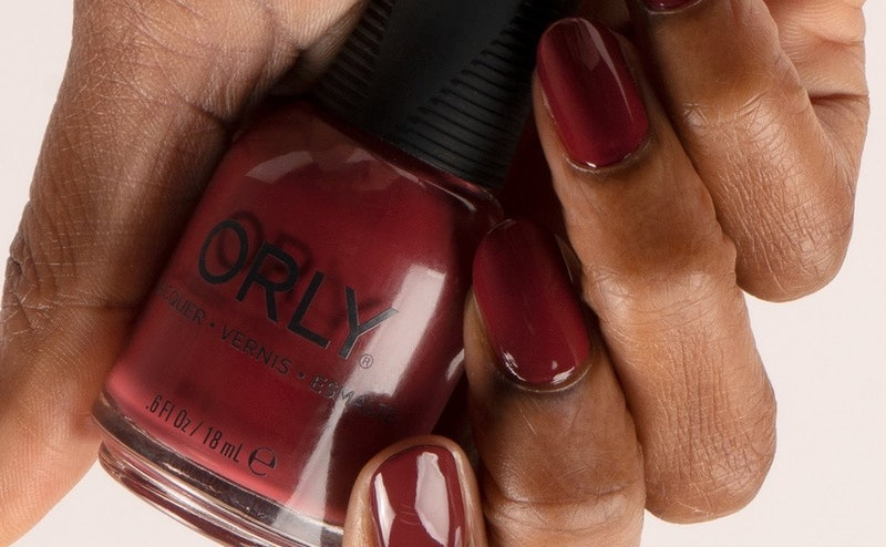 The best burgundy nail polish from OPI, ORLY, and more.