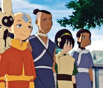 Avatar: Last Airbender' theory reveals the origins of 2 powerful benders