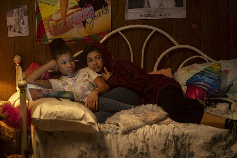 Zendaya Teased 'Euphoria' Quarantine Episode (via HBO Press Site)