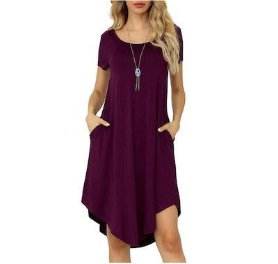 Invug Swing Dress