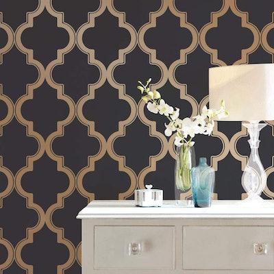 Tempaper Marrakesh Removable Peel and Stick Wallpaper