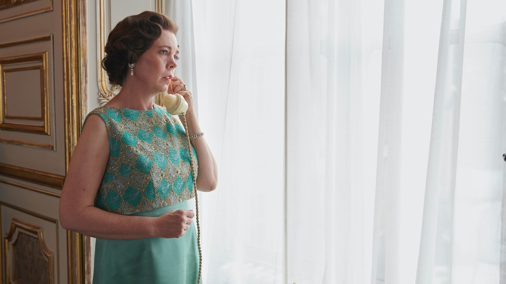 'The Crown' on Netflix