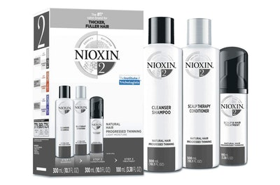 Nioxin Systems Hair Care Kit