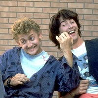 'Bill & Ted' is still the best time-travel movie ever for 1 simple reason
