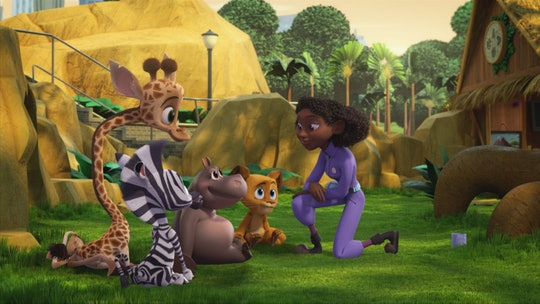 'Madagascar: A Little Wild' gives a glimpse at the origin story of the zoo crew.