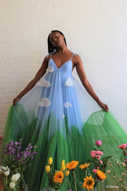 Glass Slipper Gown