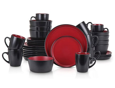 Stone Lain Dinnerware Set (32-Piece Set)