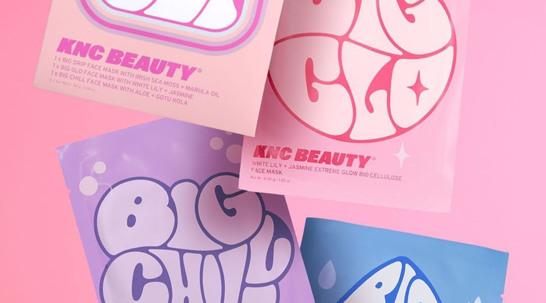 KNC Beauty's new face mask pack comes with three different types of masks.