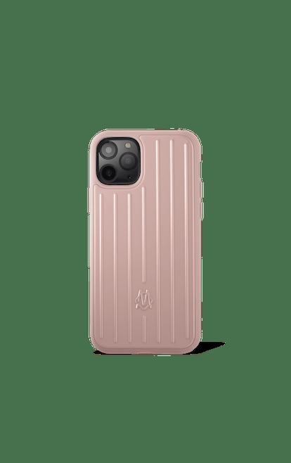 Polycarbonate Desert Rose Pink Groove Case