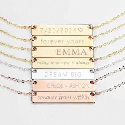 MignonandMignon Personalized Necklace