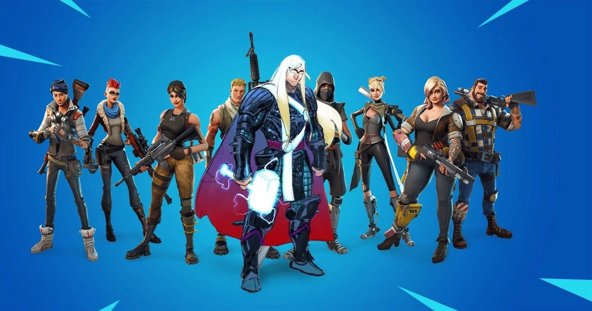 Fortnite' Season 4 leaks suggests even more 'Marvel's Avengers' skins -  Flipboard
