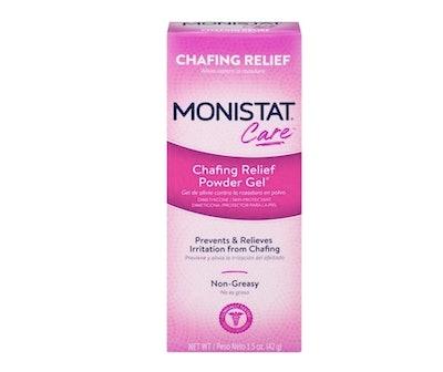 Monistat Care Chafe Relief Powder Gel