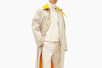 Sies Marjan Cruz trench coat
