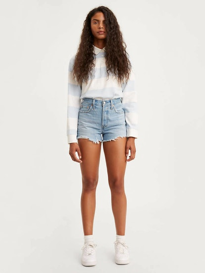 501® ORIGINAL WOMENS SHORTS